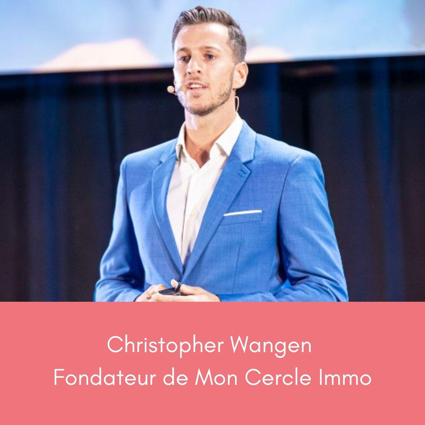 Christopher Wangen
